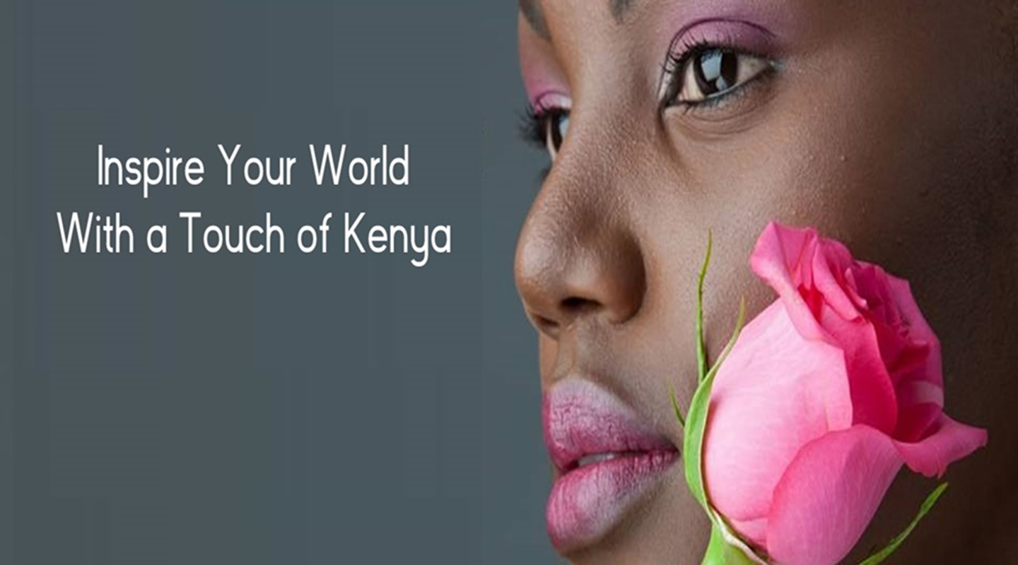 insire your world with a touch of kenya roses